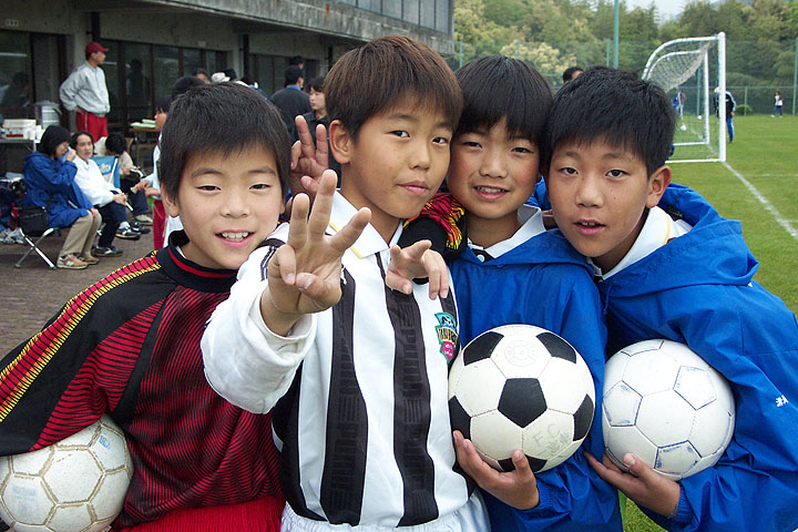 スポーツ少年団交流会(サッカー...
